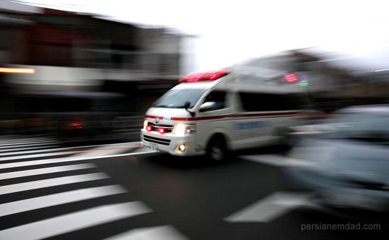 آمبولانس خصوصی تهران
